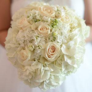 true love wedding chapel bouquets